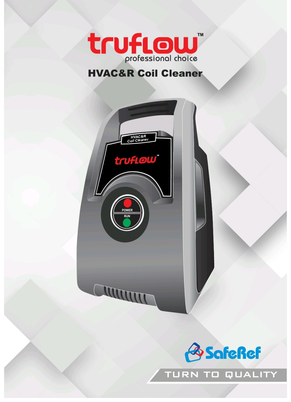 TRUFLOW COIL CLEANING PRESUURE PUMP (TF-CC-4M2)