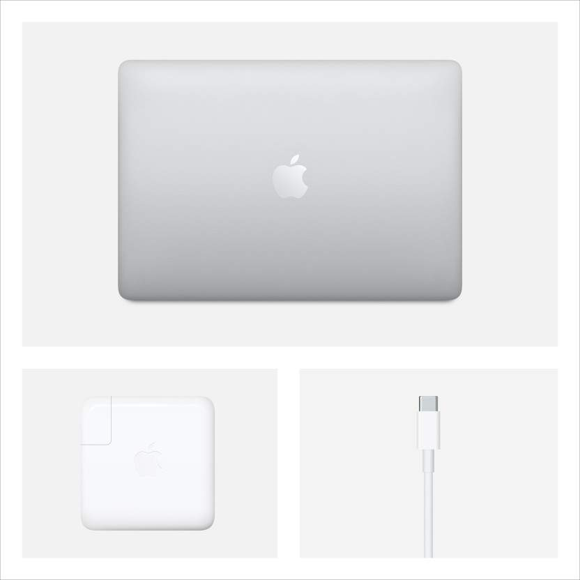 Apple MacBook Pro With Touch Bar Core I5 10th Gen - (16 GB/512 GB SSD/Mac OS Catalina) MWP72HN/A (13 Inch, Silver, 1.4 Kg)