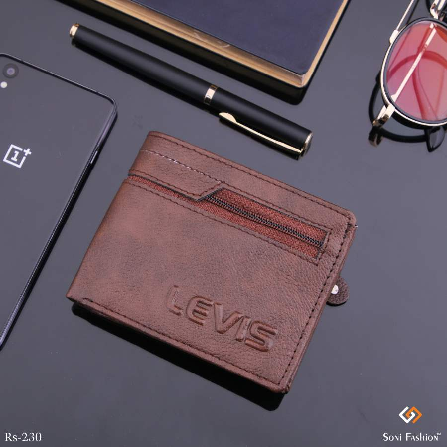 Protected High Quality Leather Wallet For Men