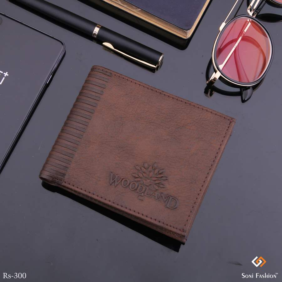 Men's Boy's Bifold PU Leather Slim Wallet