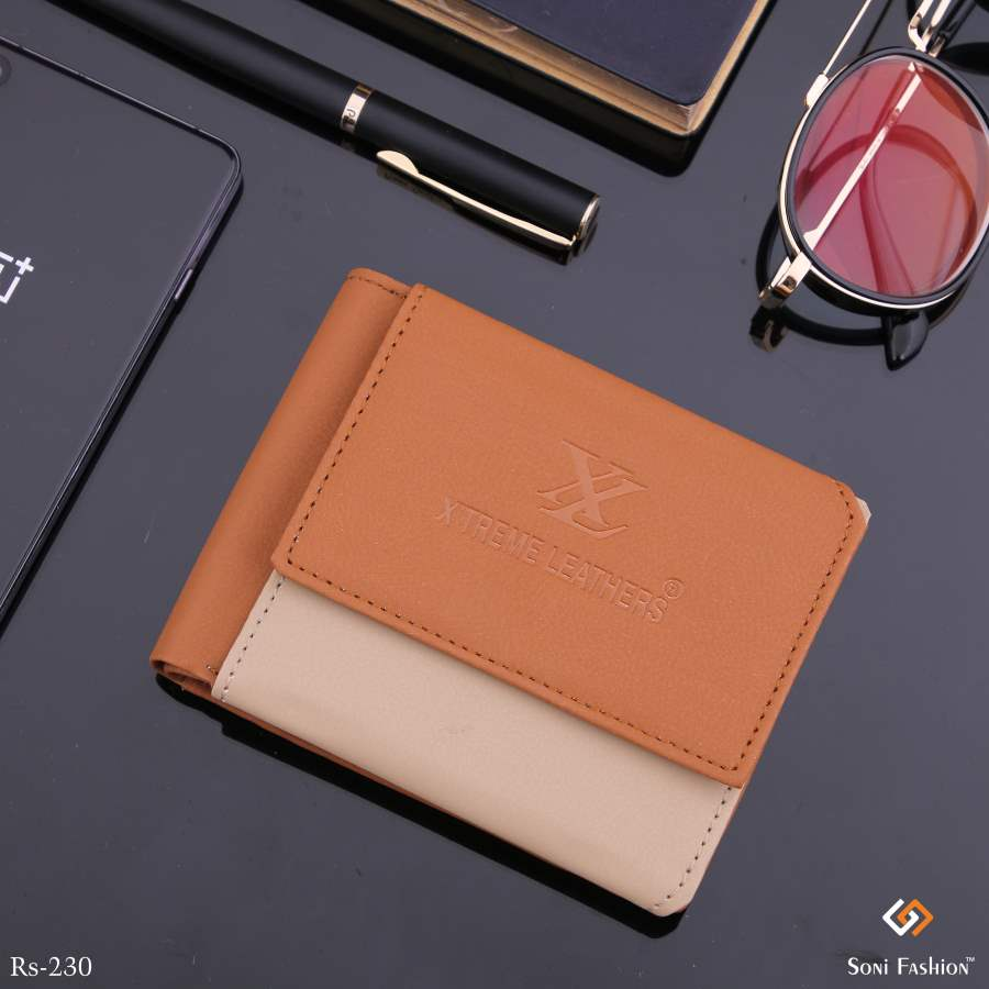 Men's Comfortable All Purpose Wallet