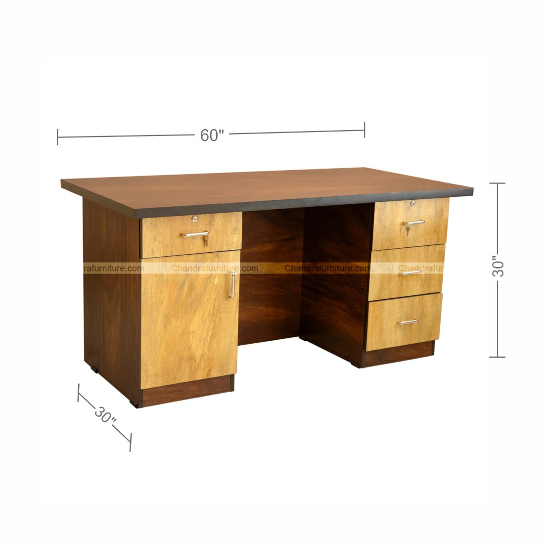 "CHANDRA FURNITURE OFFICE DESK ""CLS-OFD-05"""