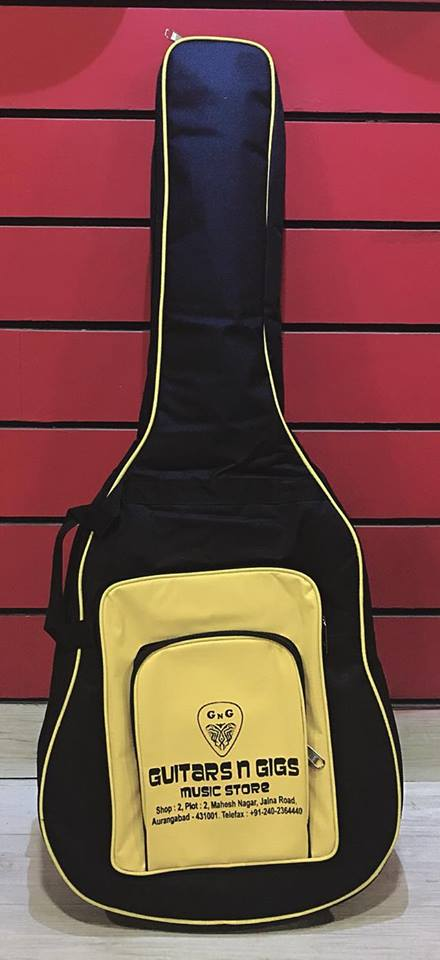 GNG Jumbo Guitar Foam Bag