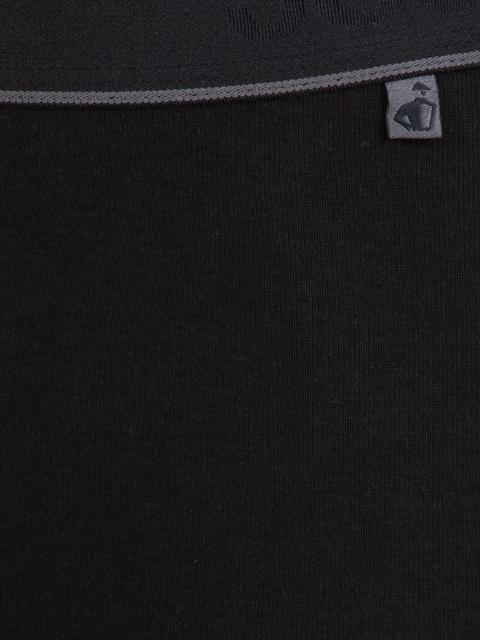 Jockey Men's Black Y Front Trunk (XL,Black)