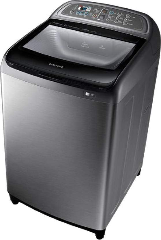 Samsung 11 Kg Fully Automatic Top Load Washing Machine (WA11J5750SP/SP)