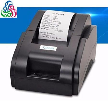 Posprint 58MM USB Thermal Printer,High Speed, Compatible With Android & IOS  & Windows & Linux Systems And ESC / POS Print Commands Se - Printers -