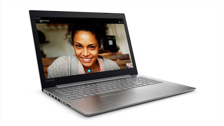 Lenovo Ideapad 330-15IKB 81DE0047IN 15.6-inch Laptop (Core I5-8250U/ 4GB/ 1TB/ Win10/ Integrated Graphics), Platinum Grey
