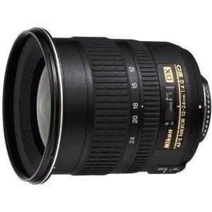 Nikon Camera Lens [AF-S DX Zoom-Nikkor 12-24mm F/4G IF-ED]