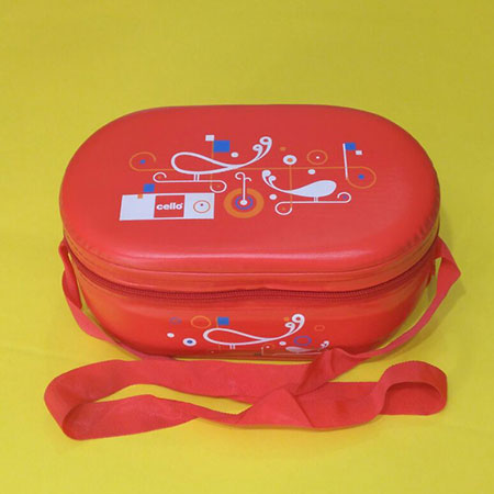 Cello Full On Insulated Lunch Pack (Red)