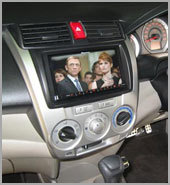 Stereo Installation Kit Honda City I-Vtec