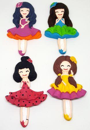 Model Baby Doll Sugarcraft