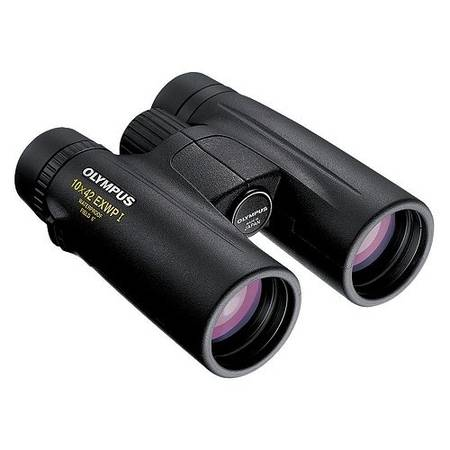 Olympus All Weather Standard Binocular Black [10 X 42 EXWP I]