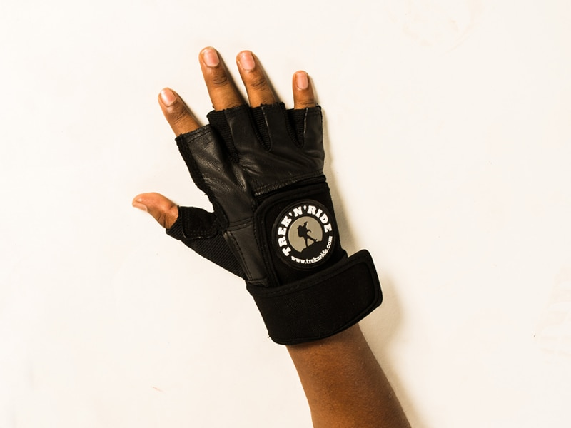 Weight Lifting Gym Gloves (XL)