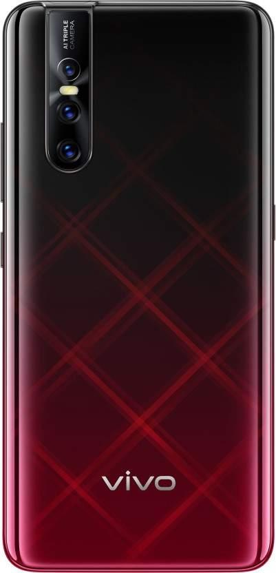 Vivo V15 Pro (RAM 6 GB, 128 GB, Ruby Red)