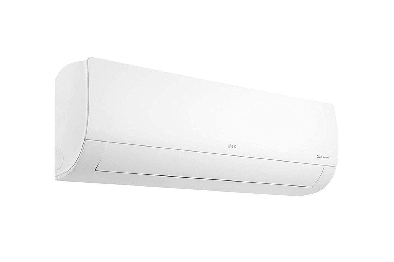 LG 1.5 Ton 4 Star Inverter Hot & Cold Split AC (Copper, KS-H18DNYD.ANLG, White)