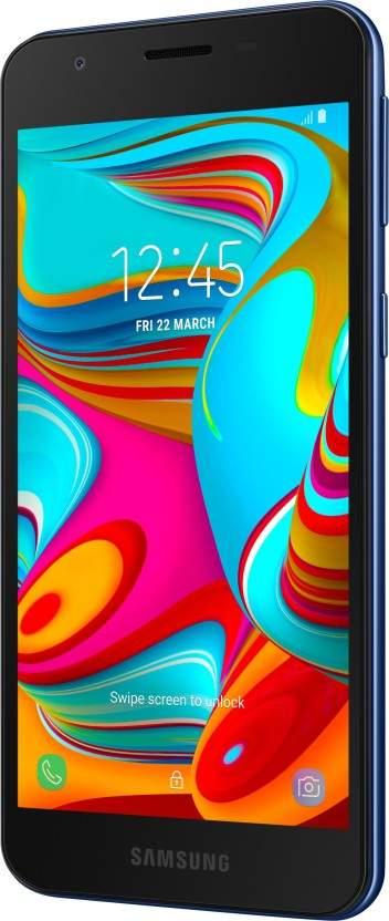 Samsung Galaxy A2 Core (RAM 1 GB, 16 GB, Blue)