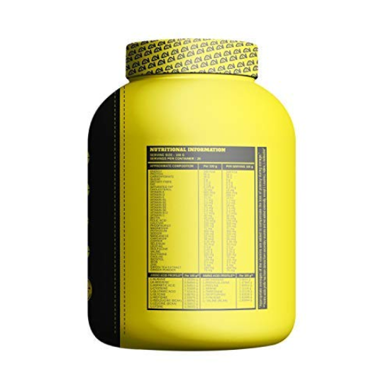 Absolute Nutrition Lean Gainer (French vanilla, 3kg)