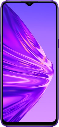Realme 5 (RAM 4 GB, 128 GB, Crystal Purple)