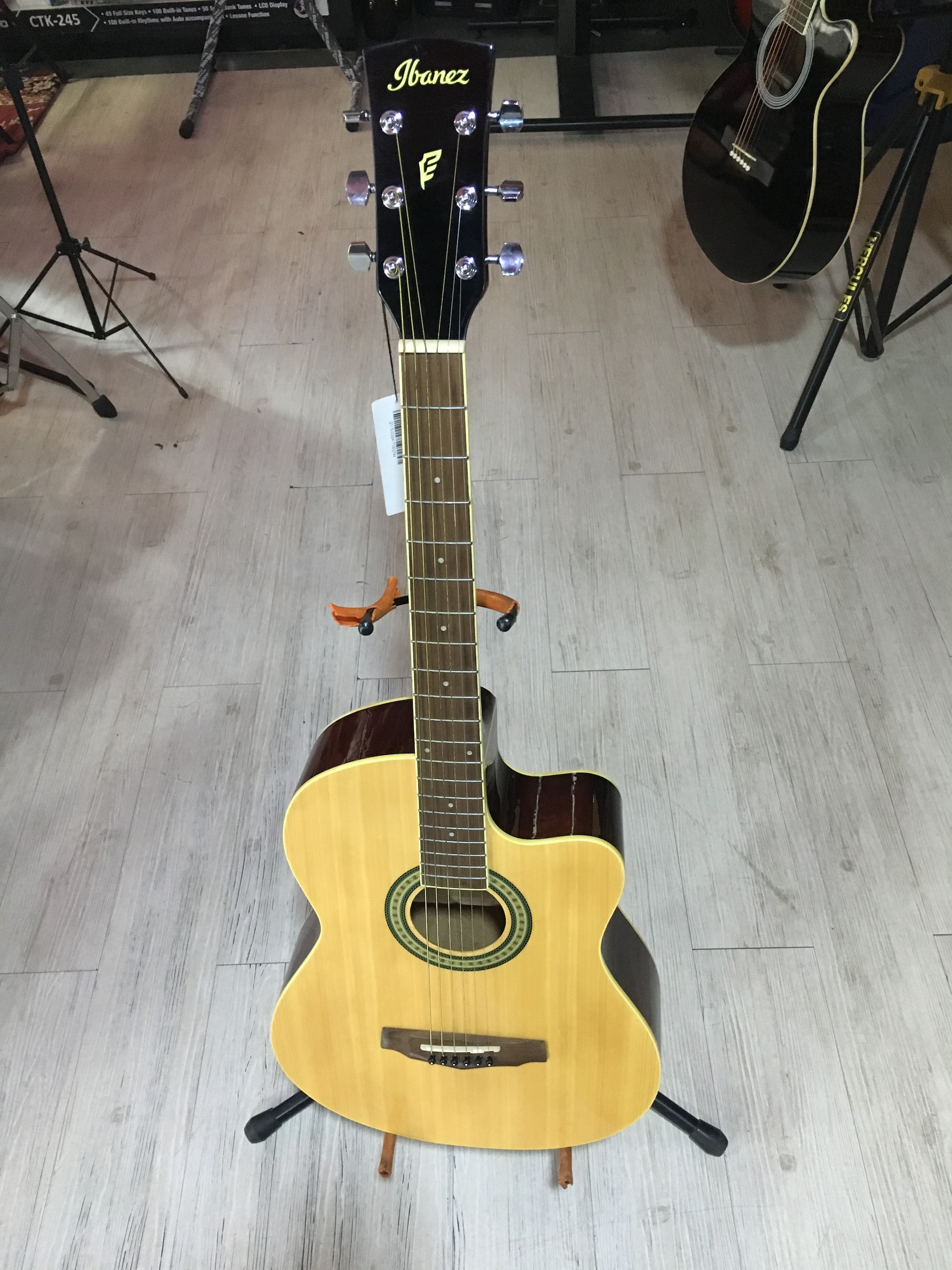 Ibanez MD39C Acoustic Guitar (Natural)