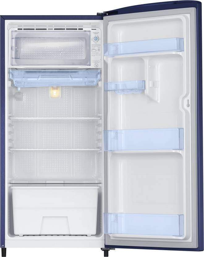 Samsung 192 L Direct Cool Single Door 2 Star Refrigerator(Royal Tendril Violet, RR19M24A2VJ/NL,RR19M14A2VJ/HL)