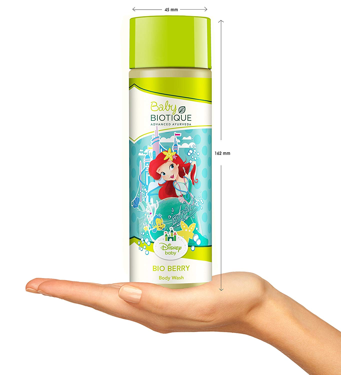 Biotique Berry (Baby Princess) Body Wash (190 ml)