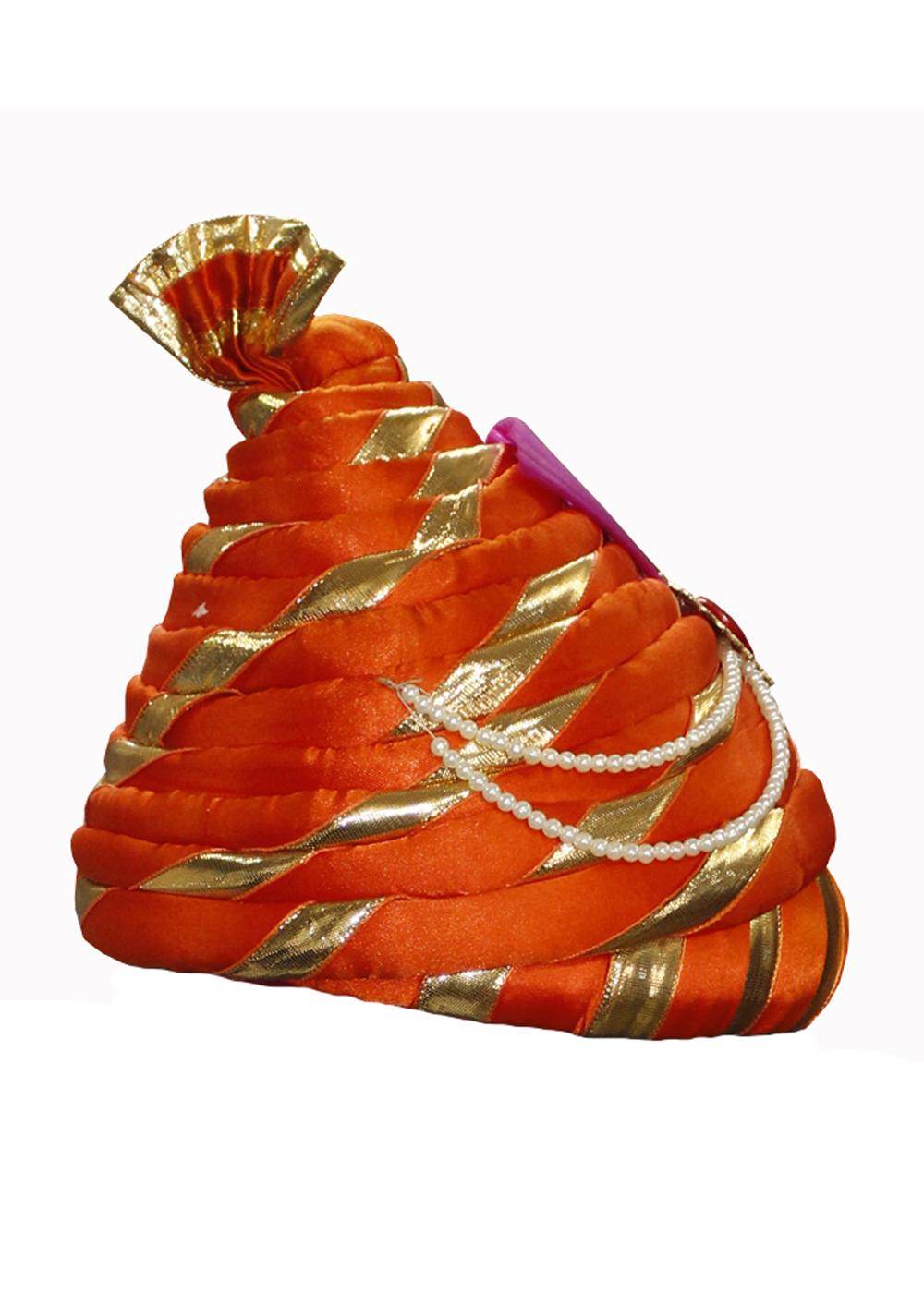 SHRI SHIVAJI MAHARAJ JIRETOP (20, Orange)