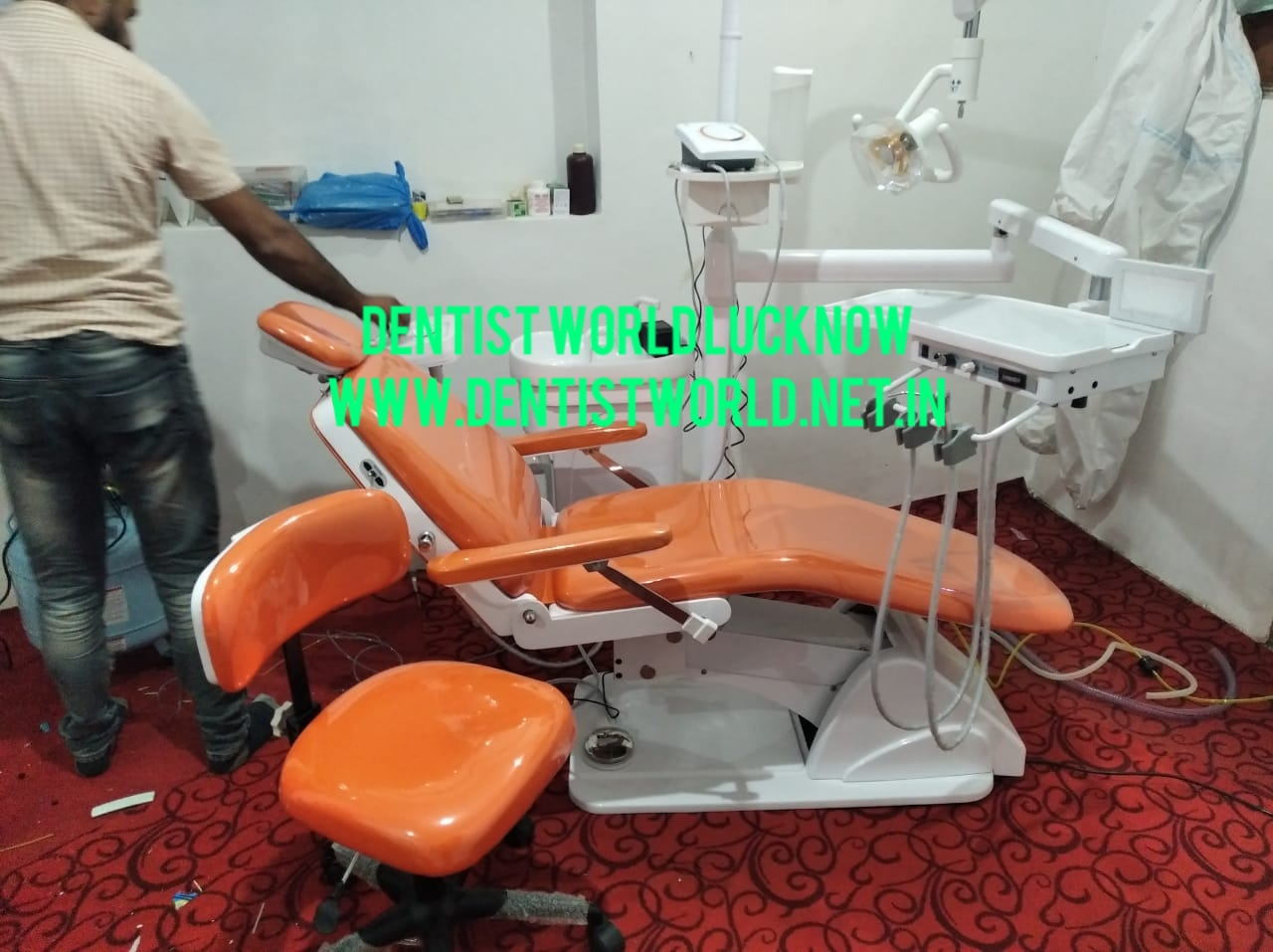 SAZEL B2 DENTAL CHAIR