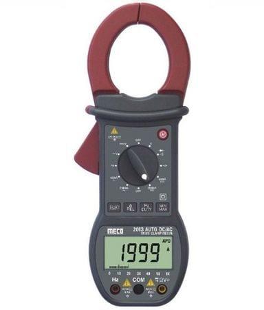 MECO- DIGITAL CLAMPMETER (2003 AUTO) + FREE  CAL. CERTIFICATE ( T/E/CLM/MEC/600/004 )