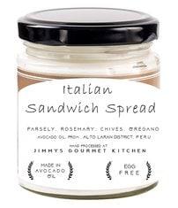 Jimmys Gourmet Kitchen Sandwich Spread