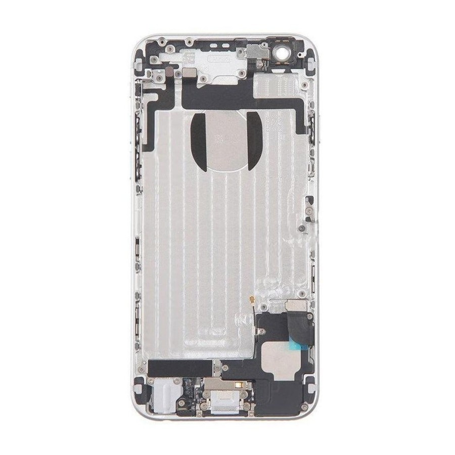 Apple IPhone 7 Compatible Full Body Replacement Housing (Silver)