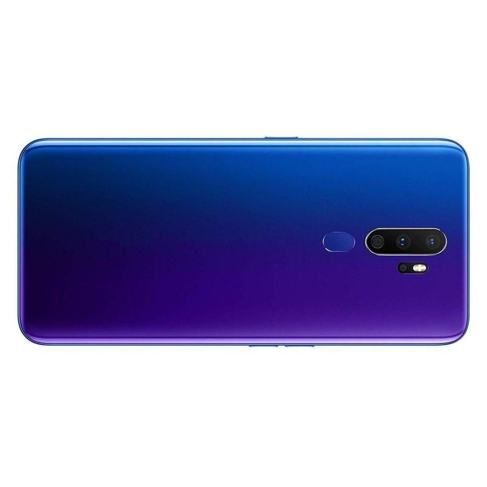 Oppo A9 Compatible Full Body Replacement Housing (Purple)