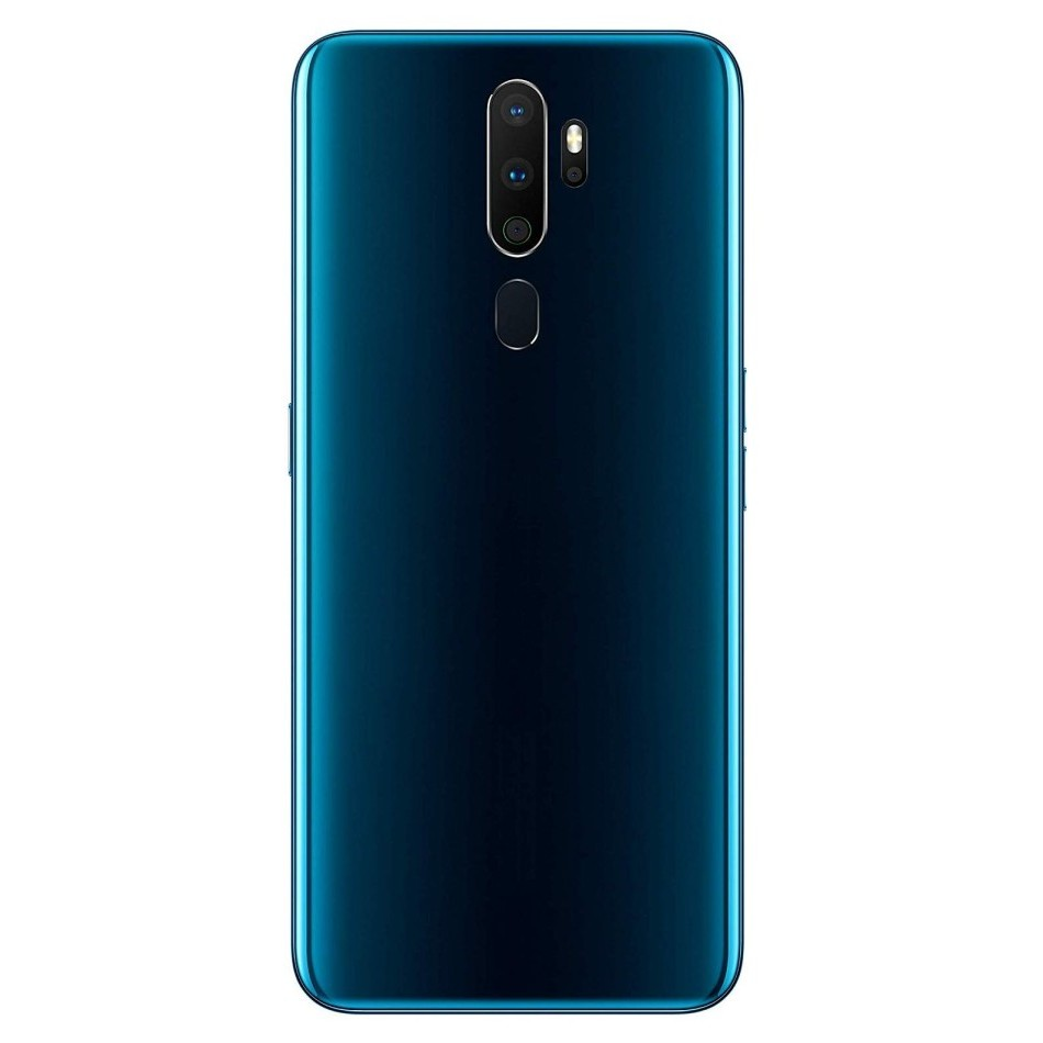Oppo A9 Compatible Full Body Replacement Housing (Blue)