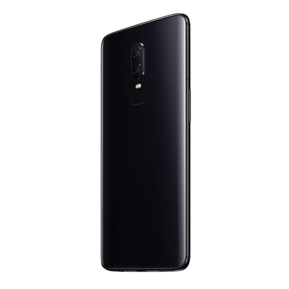 OnePlus 6 Compatible Full Body Replacement Housing (Black)