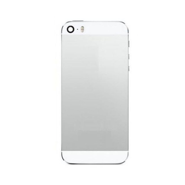 Apple IPhone SE Compatible Full Body Replacement Housing (White)