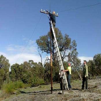 Pole Erection Services
