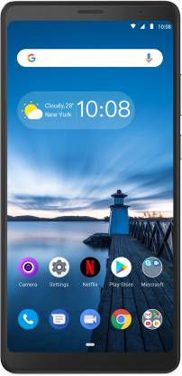 Lenovo Tab V7 16 GB 6.9 Inch With Wi-Fi+4G Tablet (Onyx Black)