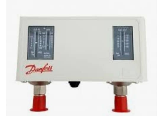 DANFOSS HP LP SWITCH (KP15) (060-1241) (AUTO)