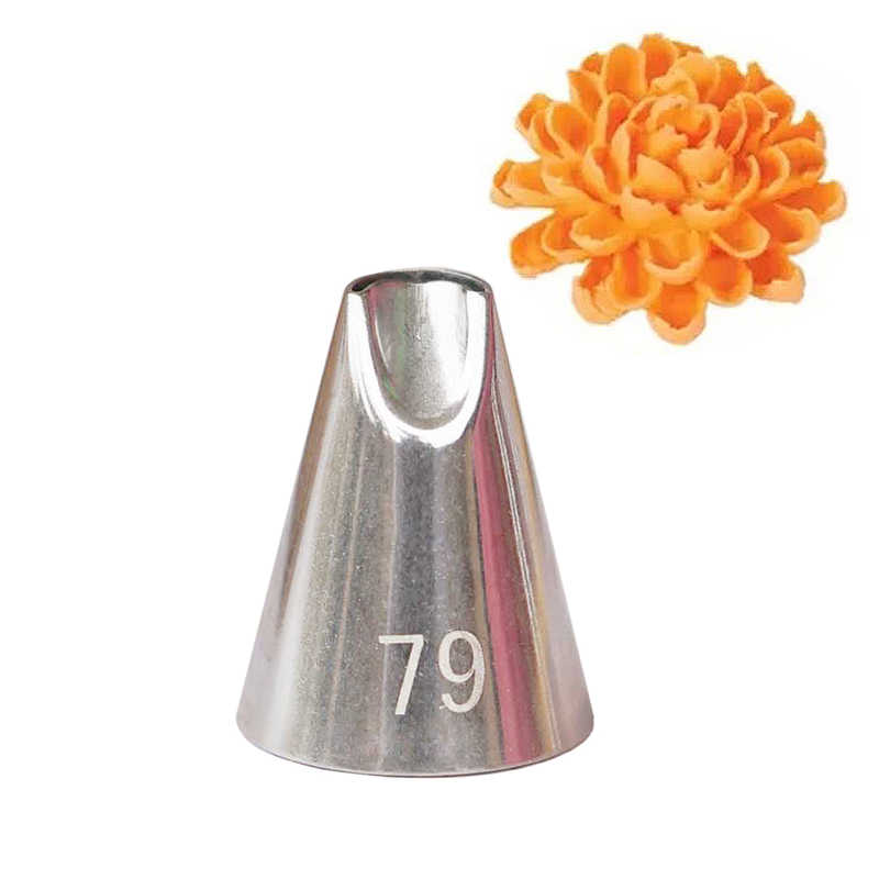 Icing Cake Icing Pipping Nozzle Similar Tips No.15/79 Sunflower - Divena In