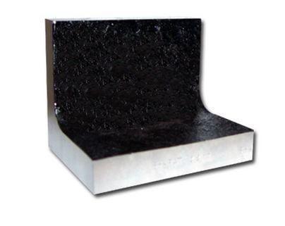 Bharat Tools 32 Cast Iron Angle Plates Plain (125x100x100 Mm)