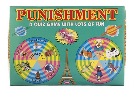 Punishment Quiz Game - Toys & Games - Arpan Collection