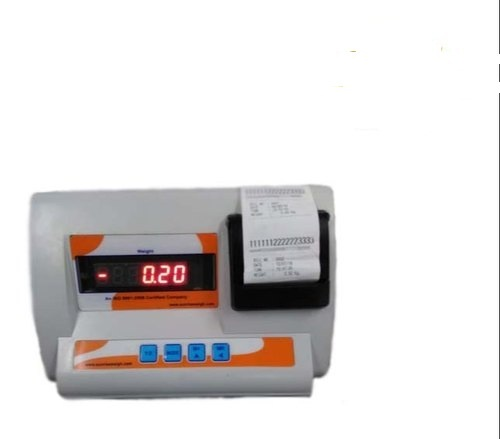 1500x1500 : 1500 Kg 4 Loadcell Heavy Duty Platform Scales With Printer Indicator