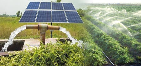 KIRLOSKAR SOLAR 7 5 HP WATER PUMP - SOLAR FOR AGRI WATER PUMP - KIRLOSKAR  SOLAR - TIRUPUR - Polaar Tex