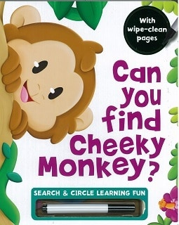 Find The Monkey