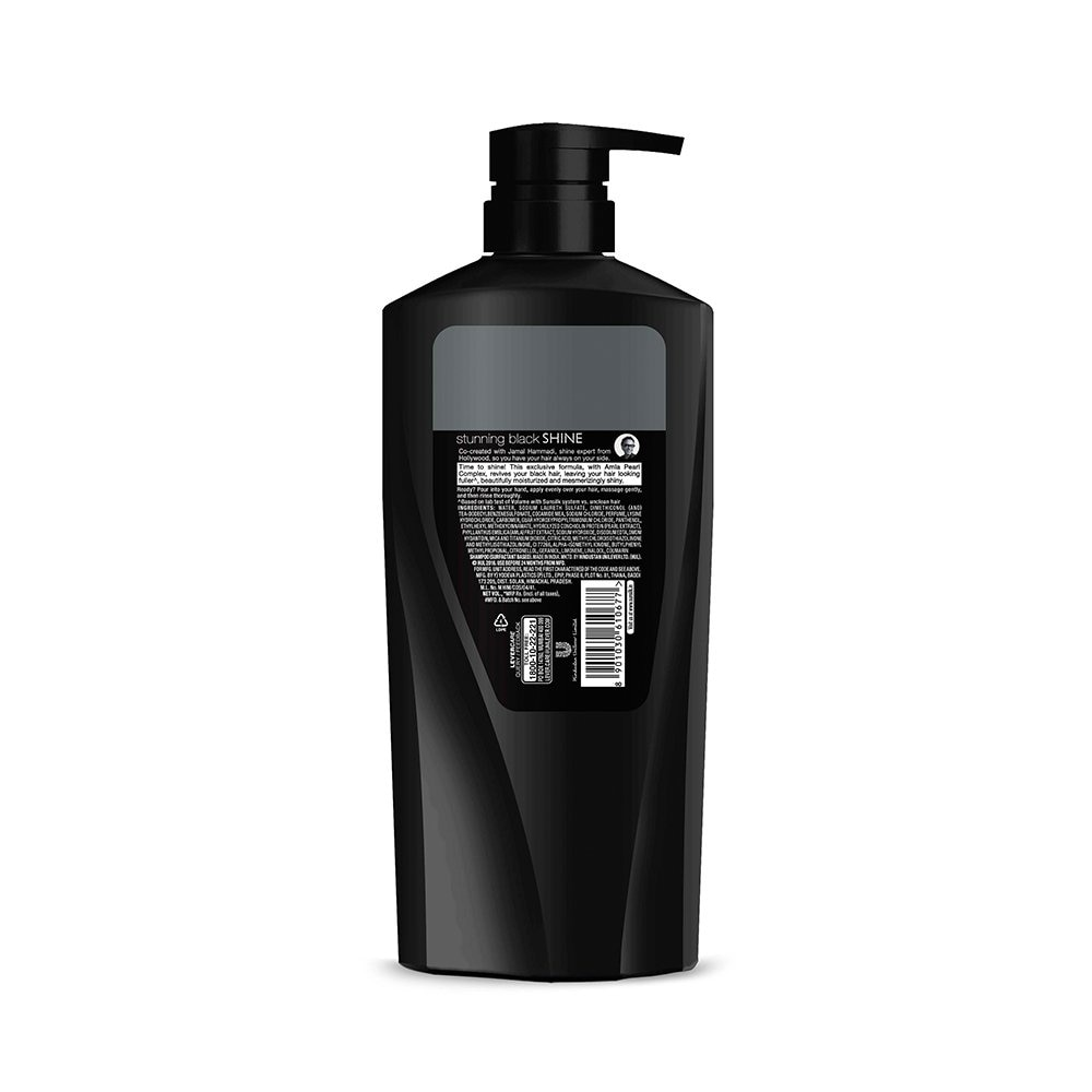 Sunsilk Stunning Black Shine Shampoo 650 Ml