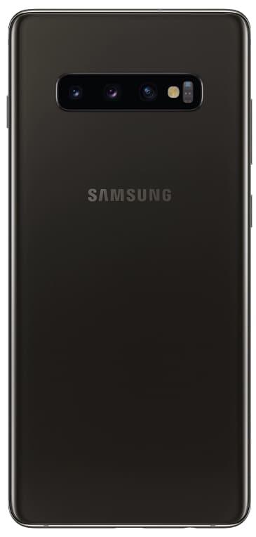 Samsung Galaxy S10+ (RAM 8 GB, 512 GB, Ceramic Black)