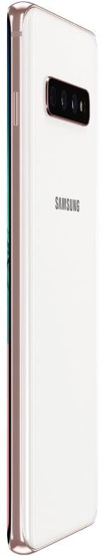 Samsung Galaxy S10+ (RAM 12 GB, 1 TB, Ceramic White)