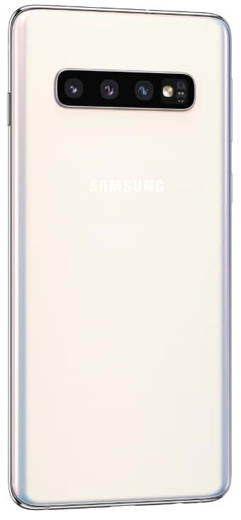 Samsung Galaxy S10 (RAM 8 GB, 128 GB, Prism White)