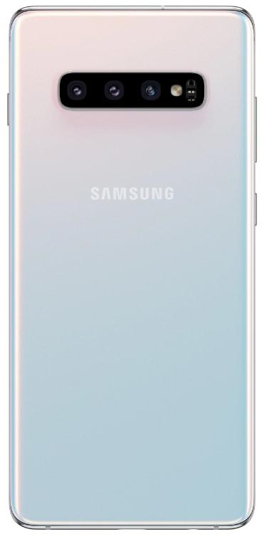Samsung Galaxy S10+ (RAM 8 GB, 128 GB, Prism White)
