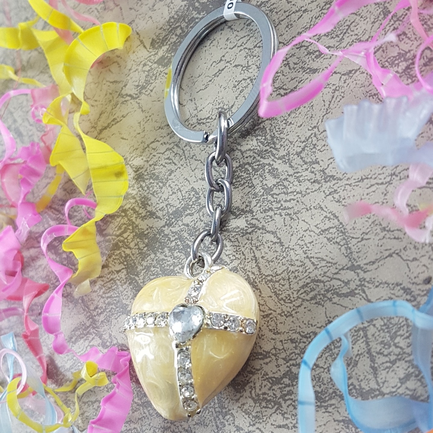 Heart Key Chain (kc01)