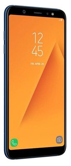 Samsung Galaxy A6+ (RAM 4 GB, 64 GB, Blue) - SMART VALUE